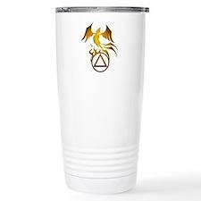 A.A. Logo Phoenix - Travel Mug