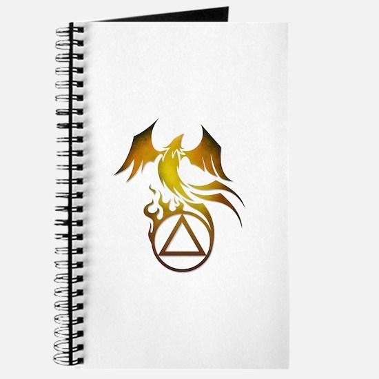 A.A. Logo Phoenix - Journal
