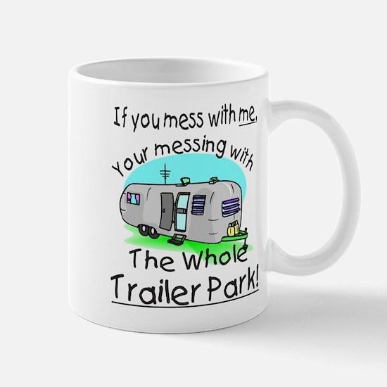 Trailer park.psd Mug