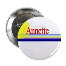 "Annette 2.25"" Button (100 pack)"