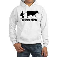 Ski North Dakota Jumper Hoody