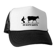 Ski North Dakota Trucker Hat
