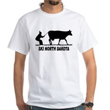 Ski North Dakota Shirt
