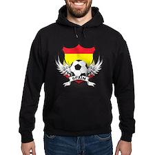 Spain World Cup Soccer Hoodie