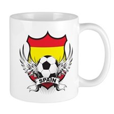 Spain World Cup Soccer Mug