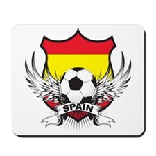 Spain World Cup Soccer Mousepad