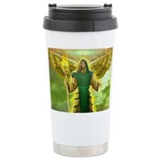 Archangel Raphael Travel Mug