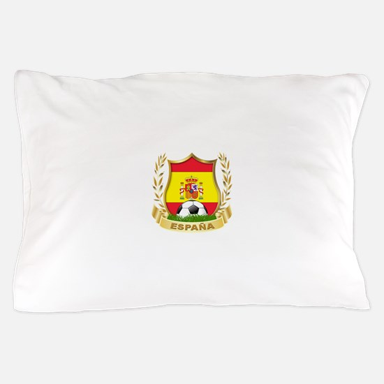 Spain World Cup Soccer Pillow Case