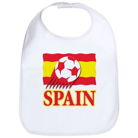Spain World Cup Soccer Bib