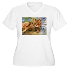 King Tabby T-Shirt