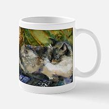 Relaxed Cat Mug