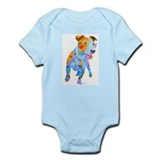 Jack Russell Terrier Many Colors Infant Bodysuit