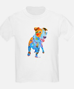 Jack Russell Terrier Many Colors T-Shirt
