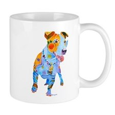 Jack Russell Terrier Many Colors Small Mug