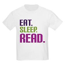 eatsleepread T-Shirt