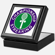Championship Streaking Keepsake Box