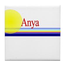 Anya Tile Coaster