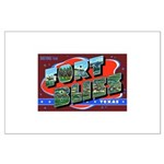 Fort Bliss Texas Large Poster