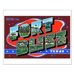 Fort Bliss Texas Small Poster