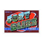 Fort Bliss Texas Mini Poster Print