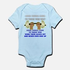Good Things Come Infant Bodysuit