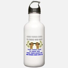 Good Things Come Water Bottle