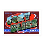 Fort Bliss Texas Postcards (Package of 8)