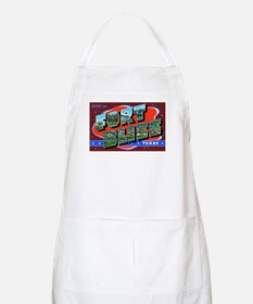 Fort Bliss Texas BBQ Apron