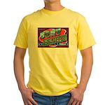 Fort Bliss Texas Yellow T-Shirt