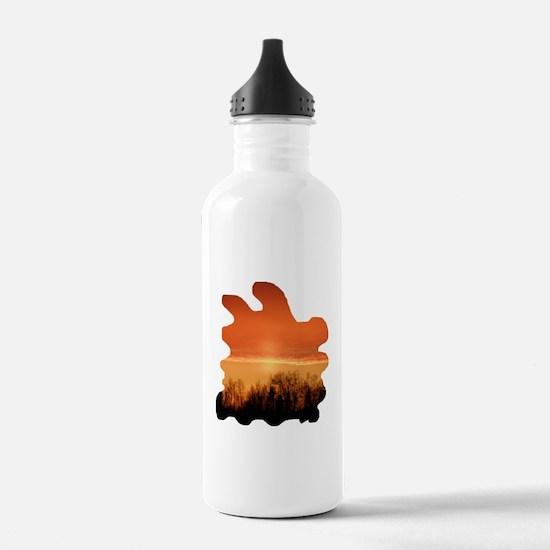 Midnight Sun Water Bottle