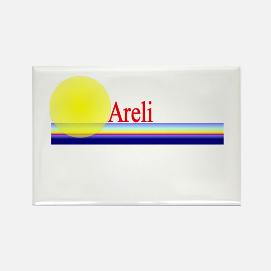Areli Rectangle Magnet
