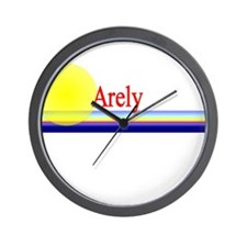 Arely Wall Clock