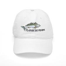 Rather Fish Baseball Cap