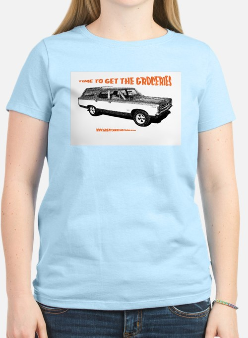 GET THE GROCERIES T-Shirt