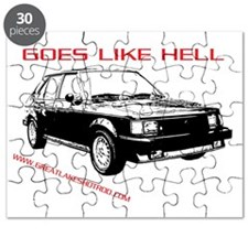 Goes Like Hell Puzzle