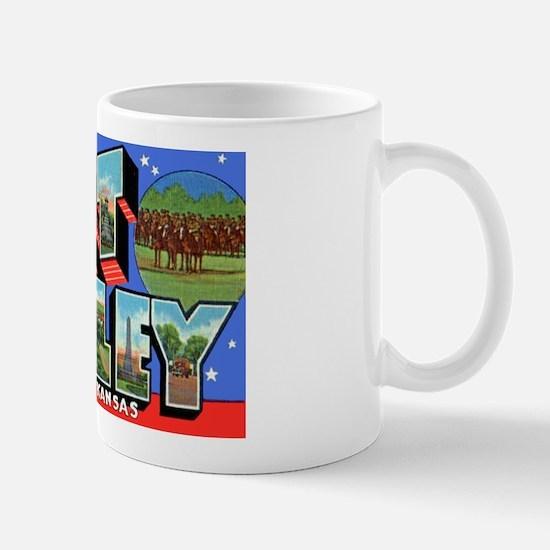 Fort Riley Kansas Mug