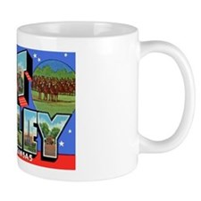 Fort Riley Kansas Mug