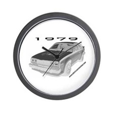 AMX Ray Wall Clock