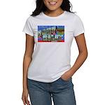 Fort Riley Kansas (Front) Women's T-Shirt