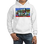 Fort Riley Kansas Hooded Sweatshirt