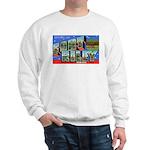 Fort Riley Kansas (Front) Sweatshirt
