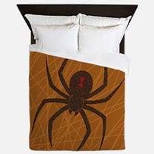 Spider's Web Queen Duvet