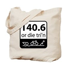 Ironman or Die Tote Bag
