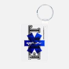 EMT Star of Life Keychains