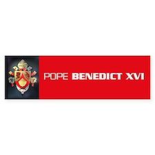 Benedict COA Bumper Bumper Sticker