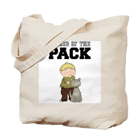 Boy Leader of the Pack Tote Bag