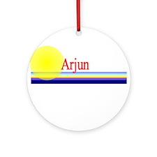 Arjun Ornament (Round)