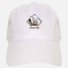 Bearded 3 Baseball Baseball Cap