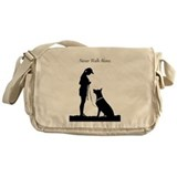 German shepherd Messenger Bags & Laptop Bags