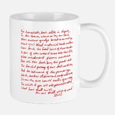 Romeo Juliet Mug